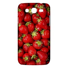 Strawberries Samsung Galaxy Mega 5 8 I9152 Hardshell Case