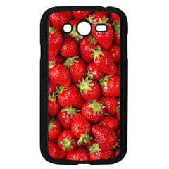 Strawberries Samsung Galaxy Grand Duos I9082 Case (black)