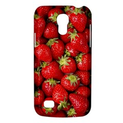 Strawberries Samsung Galaxy S4 Mini (gt I9190) Hardshell Case
