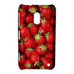 Strawberries Nokia Lumia 620 Hardshell Case