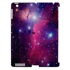 Galaxy Purple Apple Ipad 3/4 Hardshell Case (compatible With Smart Cover)
