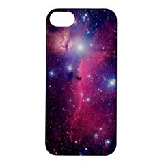 Galaxy Purple Apple iPhone 5S Hardshell Case