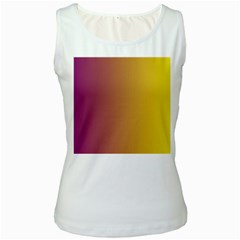 Tainted  Women s Tank Top (White)