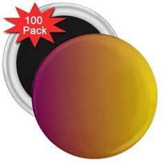Tainted  3  Button Magnet (100 pack)