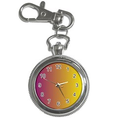 Tainted  Key Chain Watch