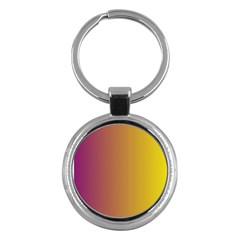 Tainted  Key Chain (Round)