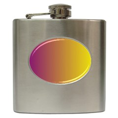Tainted  Hip Flask