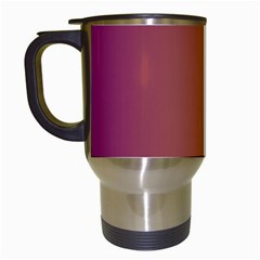 Tainted  Travel Mug (White)