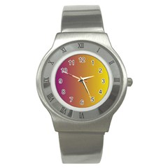 Tainted  Stainless Steel Watch (Slim)