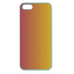 Tainted  Apple Seamless Iphone 5 Case (color)