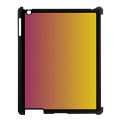 Tainted  Apple iPad 3/4 Case (Black)