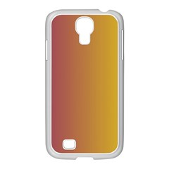 Tainted  Samsung GALAXY S4 I9500/ I9505 Case (White)