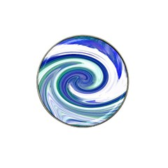 Abstract Waves Golf Ball Marker (for Hat Clip)