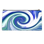 Abstract Waves Pencil Case Back