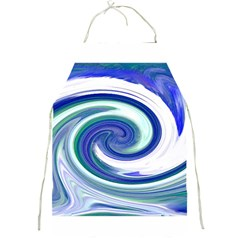Abstract Waves Apron