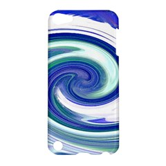 Abstract Waves Apple Ipod Touch 5 Hardshell Case