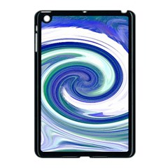 Abstract Waves Apple iPad Mini Case (Black)