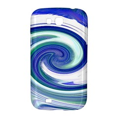 Abstract Waves Samsung Galaxy Grand GT-I9128 Hardshell Case