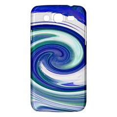 Abstract Waves Samsung Galaxy Mega 5.8 I9152 Hardshell Case