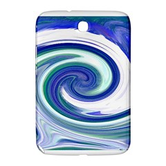 Abstract Waves Samsung Galaxy Note 8.0 N5100 Hardshell Case