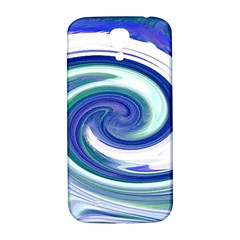 Abstract Waves Samsung Galaxy S4 I9500/i9505  Hardshell Back Case