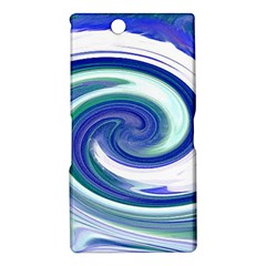 Abstract Waves Sony Xperia Z Ultra (XL39H) Hardshell Case