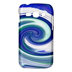 Abstract Waves Samsung Galaxy Ace 3 S7272 Hardshell Case