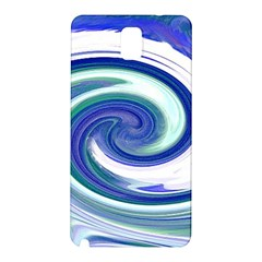 Abstract Waves Samsung Galaxy Note 3 N9005 Hardshell Back Case
