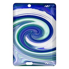 Abstract Waves Kindle Fire HD 7  (2nd Gen) Hardshell Case