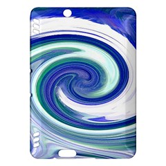 Abstract Waves Kindle Fire Hdx 7  Hardshell Case