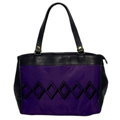 Delight Oversize Office Handbag (One Side)