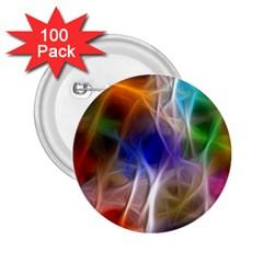 Fractal Fantasy 2.25  Button (100 pack)