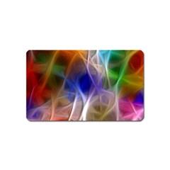 Fractal Fantasy Magnet (Name Card)