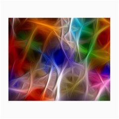 Fractal Fantasy Glasses Cloth (Small, Two Sided)