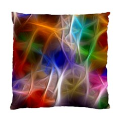 Fractal Fantasy Cushion Case (two Sided)