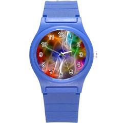 Fractal Fantasy Plastic Sport Watch (small)