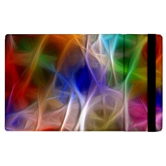 Fractal Fantasy Apple Ipad 2 Flip Case