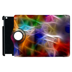 Fractal Fantasy Apple iPad 2 Flip 360 Case