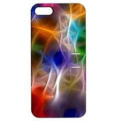 Fractal Fantasy Apple Iphone 5 Hardshell Case With Stand