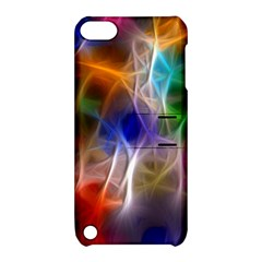 Fractal Fantasy Apple iPod Touch 5 Hardshell Case with Stand