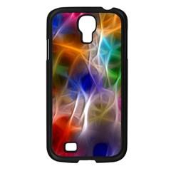 Fractal Fantasy Samsung Galaxy S4 I9500/ I9505 Case (Black)