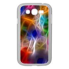 Fractal Fantasy Samsung Galaxy Grand DUOS I9082 Case (White)