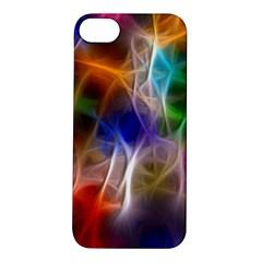 Fractal Fantasy Apple iPhone 5S Hardshell Case