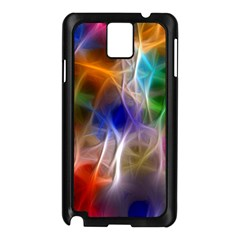 Fractal Fantasy Samsung Galaxy Note 3 N9005 Case (Black)