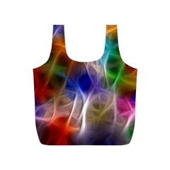 Fractal Fantasy Reusable Bag (s)