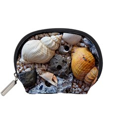 Beach Treasures Mini Zipper Pouch