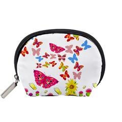 Butterfly Beauty Mini Zipper Pouch
