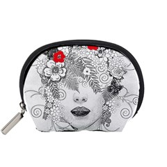 Flower Child Mini Zipper Pouch