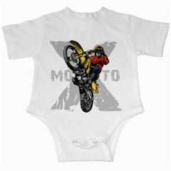 Moto X Wheelie Infant Creeper
