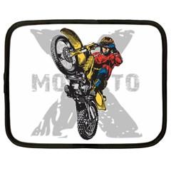 Moto X Wheelie Netbook Case (xxl)